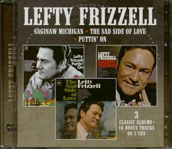 Saginaw, Michigan...plus - 3 Classic Albums (2-CD)