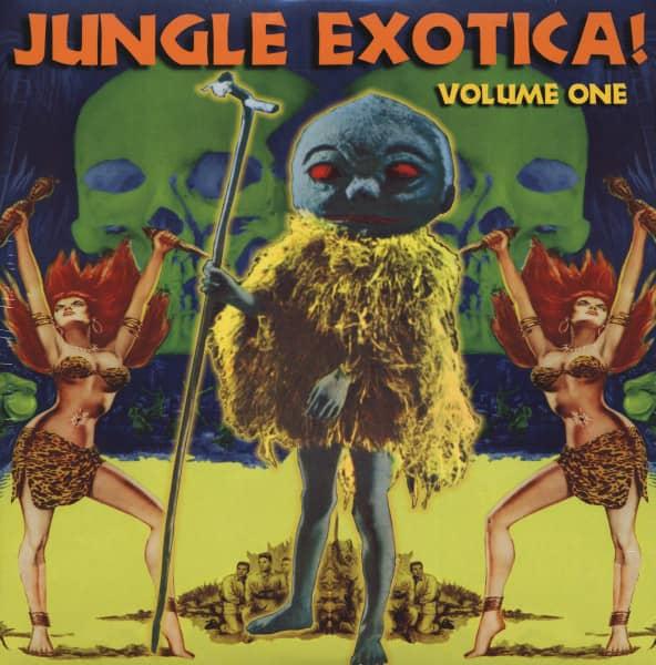 Jungle Exotica Vol.1 (2xVinyl LP)