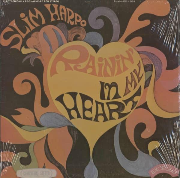 Rainin' In My Heart (LP Album)