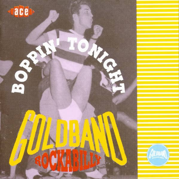 Boppin' Tonight - Goldband Rockabilly (CD)
