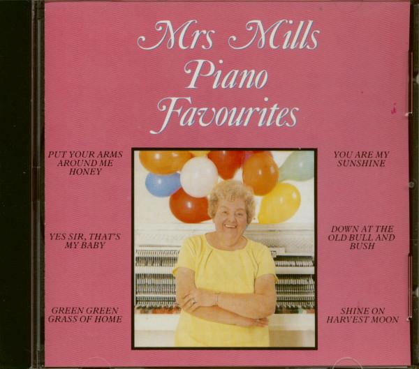 Piano Favourites (CD)