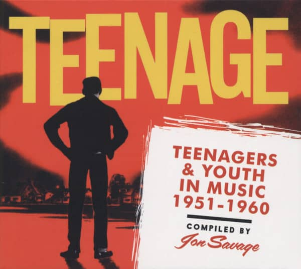 Teenager & Youth In Music 1951-1960