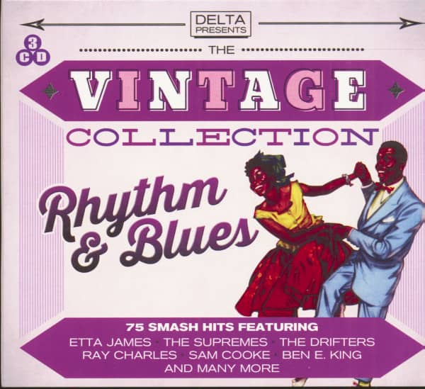 Vintage Rhythm & Blues Collection (3-CD)