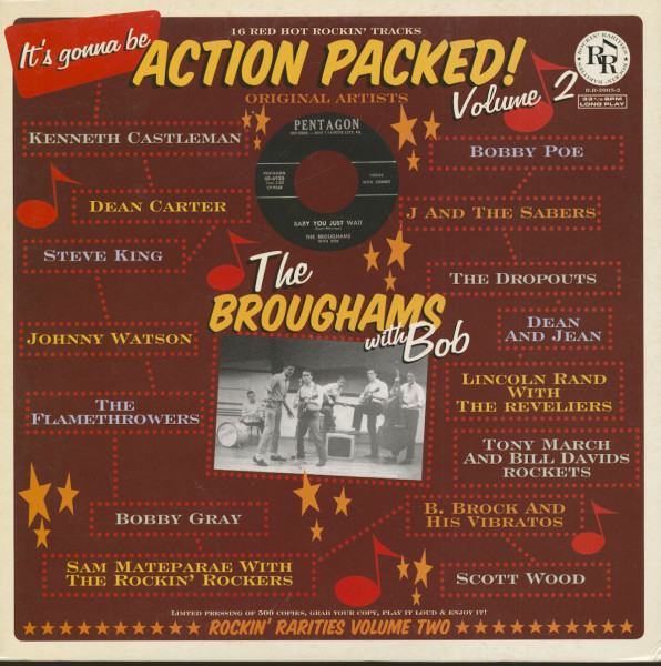 Action Packed! Vol.2 (LP)