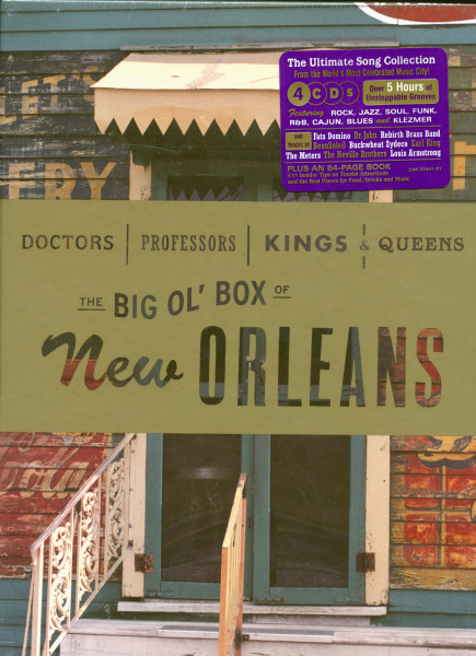Doctors - Professors - Kings & Queens (4-CD Box)