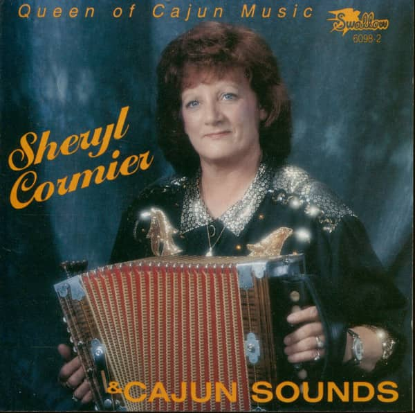 Queen Of Cajun Music & Cajun Songs (CD)