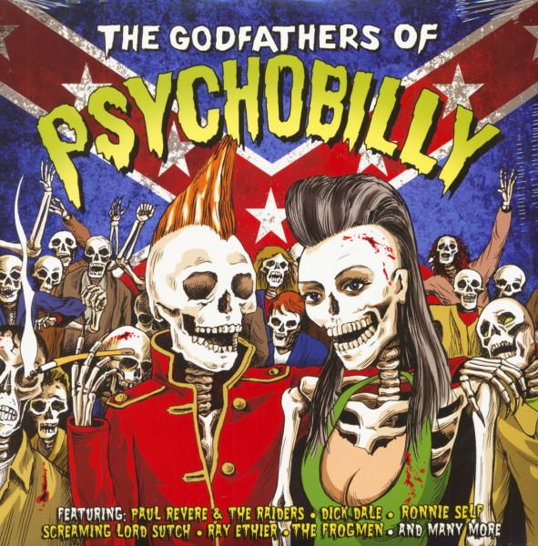 Godfather Of Psychobilly (2-LP)