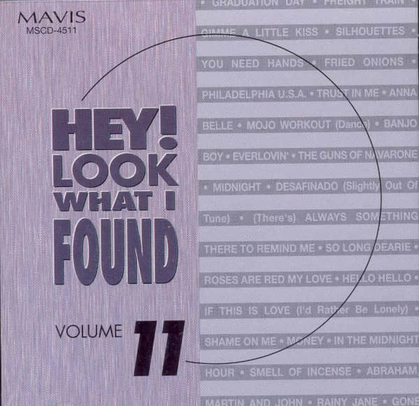 Vol.11, Hey! Look What I Found