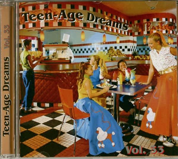 Teen-Age Dreams Vol. 33