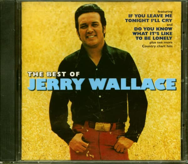 The Best Of Jerry Wallace (CD)