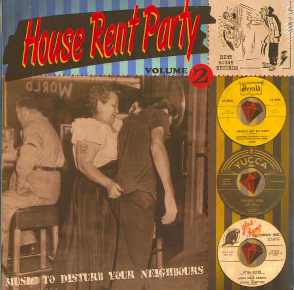 House Rent Party Vol.2