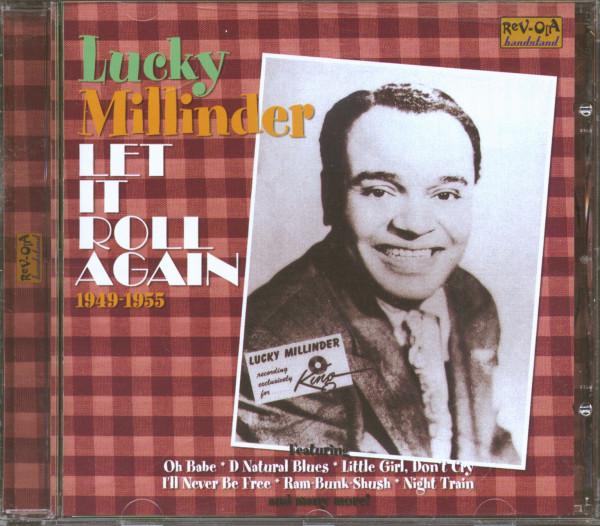 Let It Roll Again - 1949-1955 (CD)
