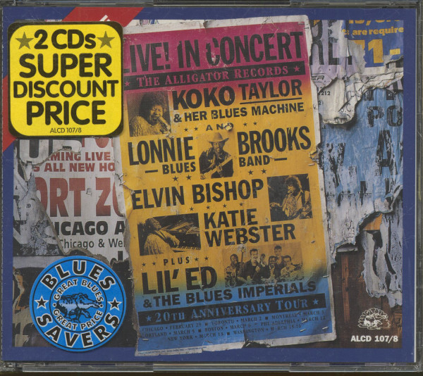 20th Live Anniversary Album (2-CD)