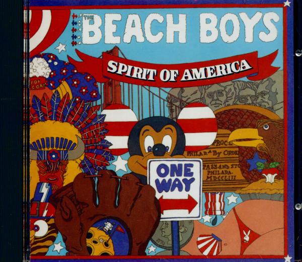 Spirit Of America (CD)