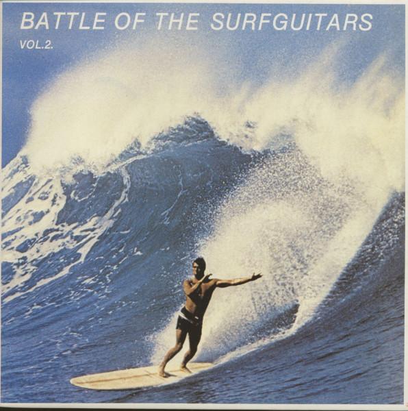 Battle Of The Surf Guitars, Vol.2 (LP)