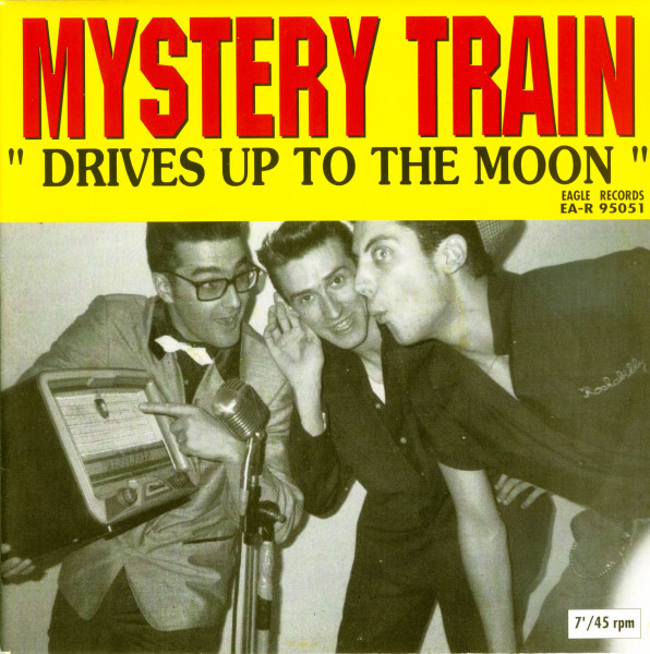 Drives Up To The Moon (EP, 45rpm, PS)