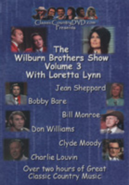 Vol.3, Wilburn Brothers Show (1969-79)