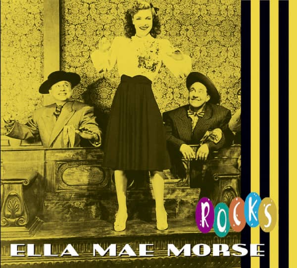 Ella Mae Morse - Rocks (CD)