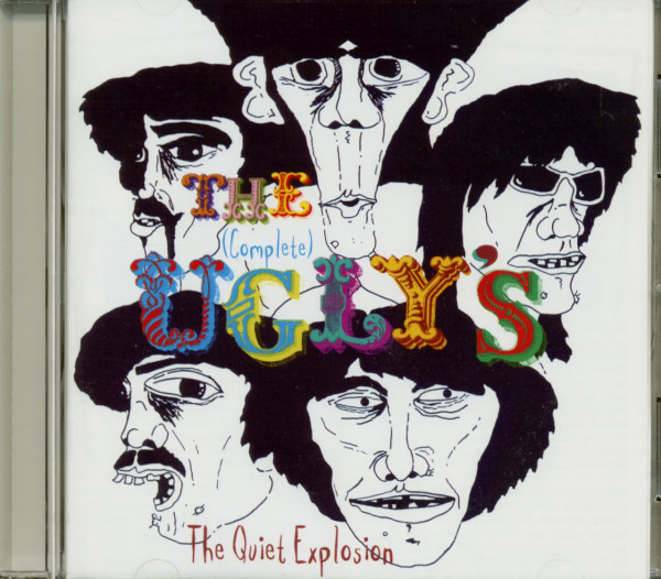 The Quiet Explosion (CD)