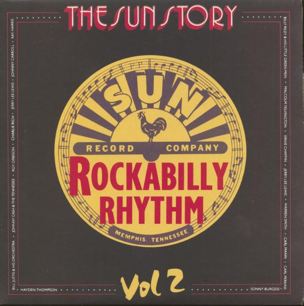 The Sun Story - Rockabilly Rhythm (2-LP)