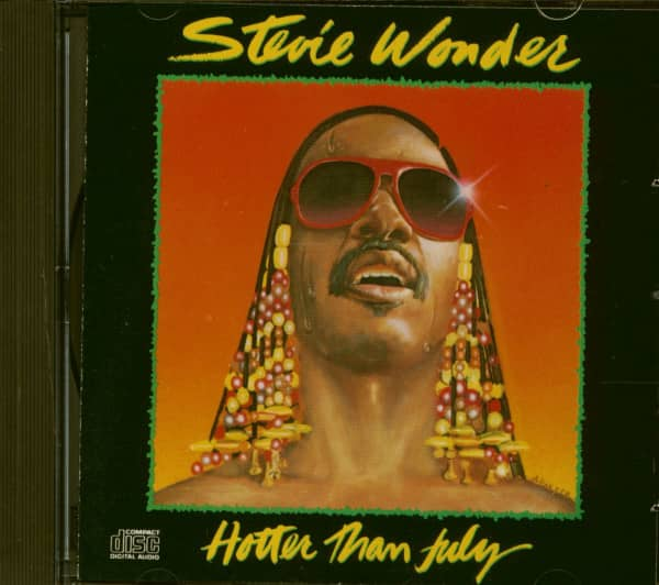Hotter Than July (CD)
