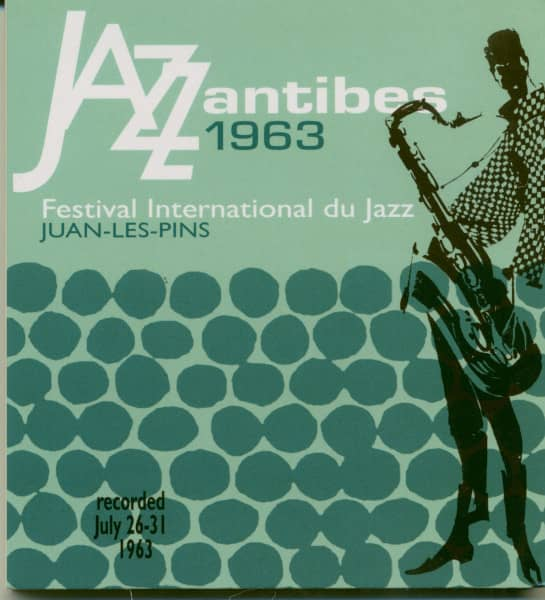 Jazz Antibes 1963 (CD)