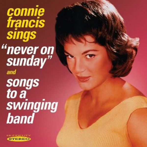Never On Sunday - Songs To A Swinging Band