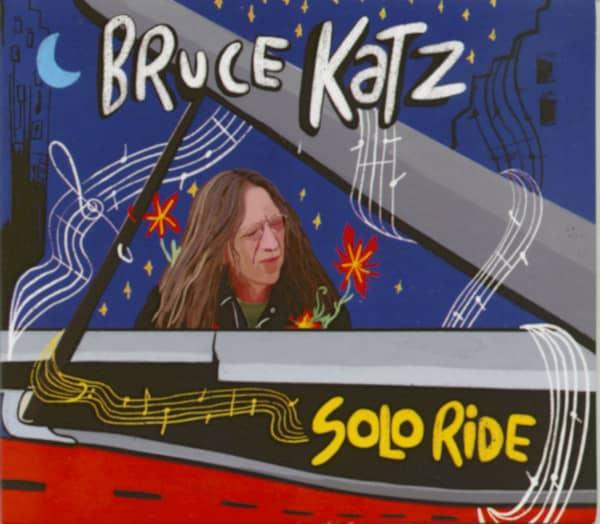 Solo Ride (CD)