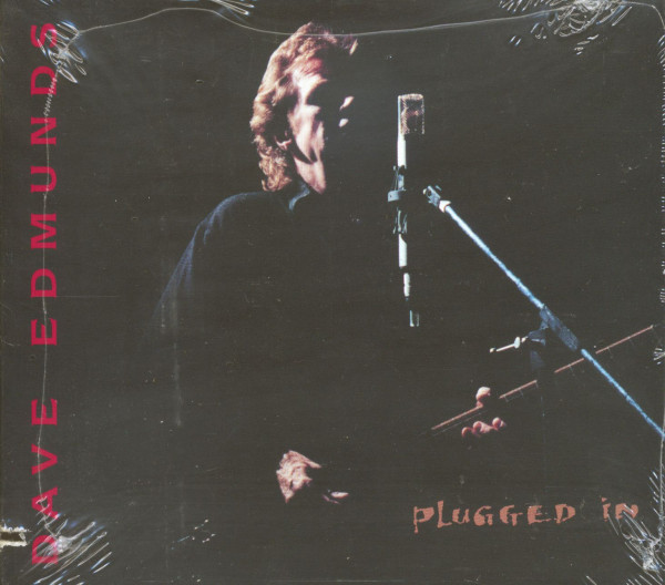 Plugged In - Cut Out Digipack (CD)