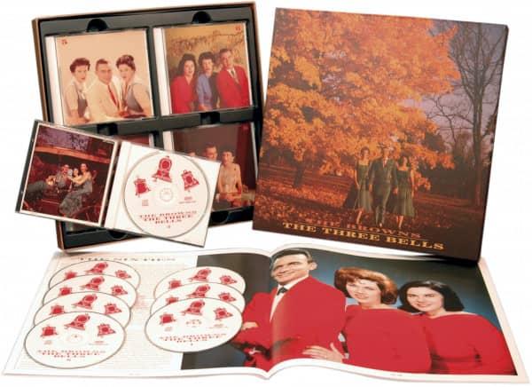 The Three Bells (8-CD Deluxe Box Set)