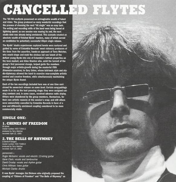 Cancelled Flytes 5x7inch Singles Boxset Limited