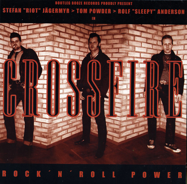 Rock & Roll Power 7inch, 45rpm, EP, PS