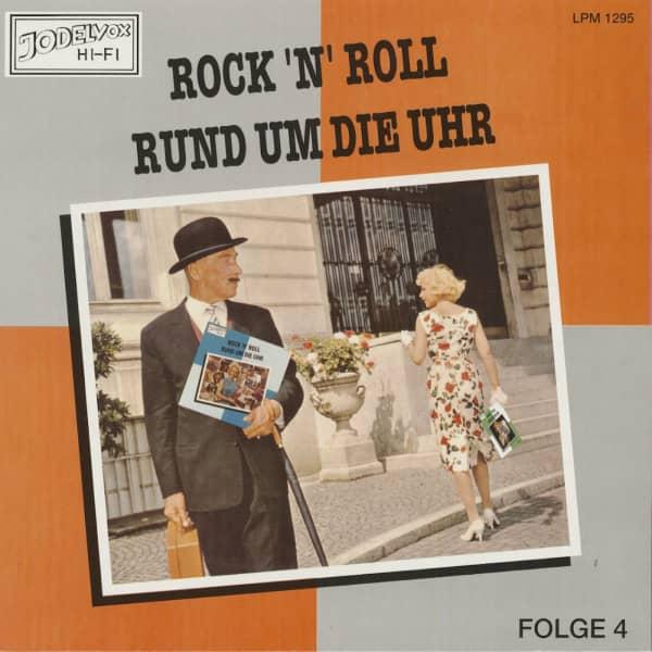 Rock'n'Roll rund um die Uhr Vol.4 (LP)