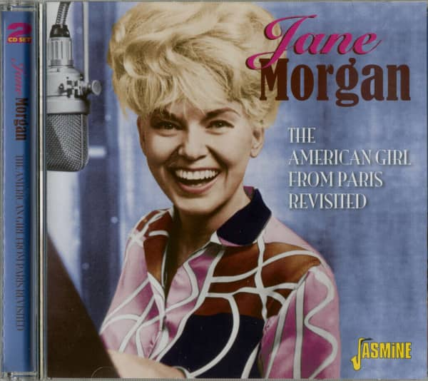 The American Girl From Paris Revisited (2-CD)