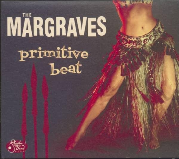 Primitive Beat (CD)
