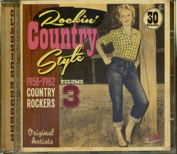 Rockin' Country Style Vol.3 (CD)