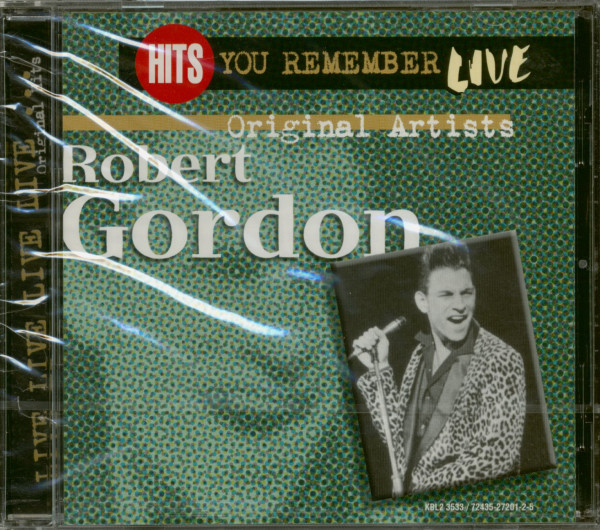 Hits You Remember Live (CD)