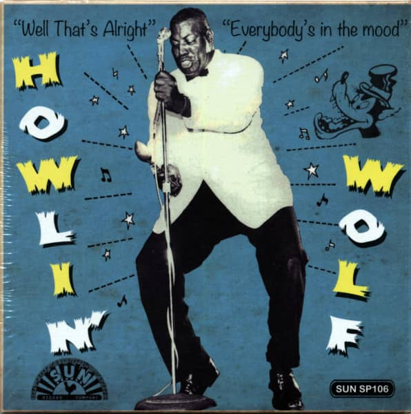 Well That's Alright b-w Everybody's In The Mood 7inch, 45rpm, PS