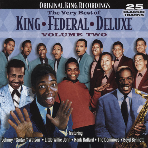 Vol.2, King-Federal-Deluxe - Very Best Of