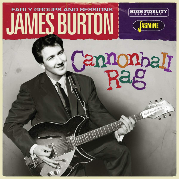 Cannonball Rag: Early Groups And Sessions (CD)