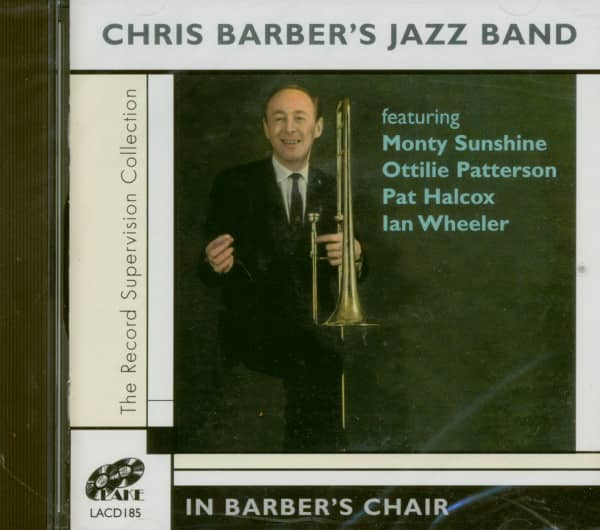 In Barber's Chair (CD)