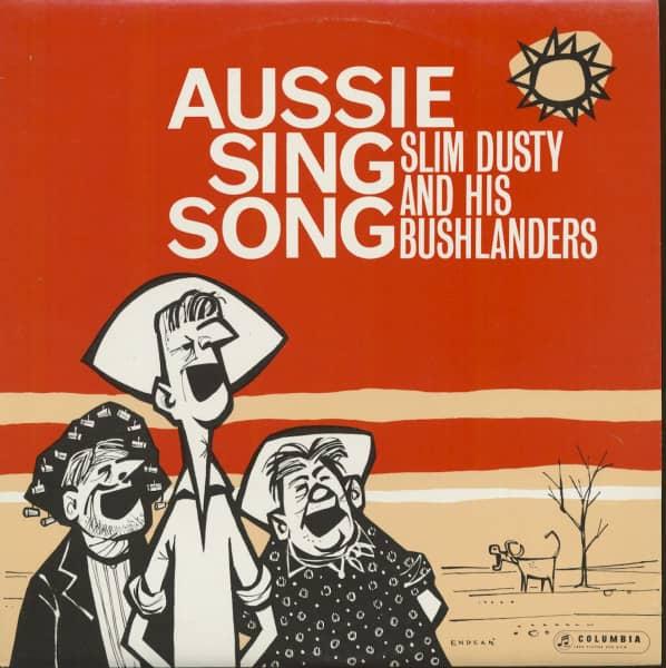 Aussie Sing Song (LP)