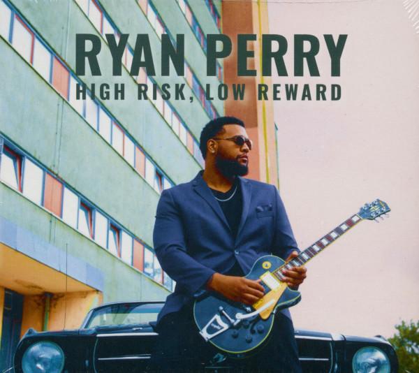 High Risk, Low Reward (CD)