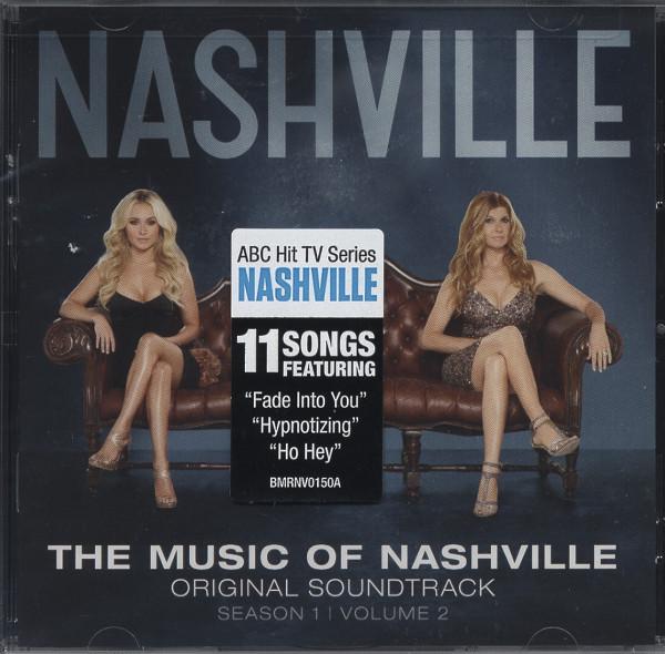 Vol.2, The Music Of Nashville (Season 1 - Vol.2)