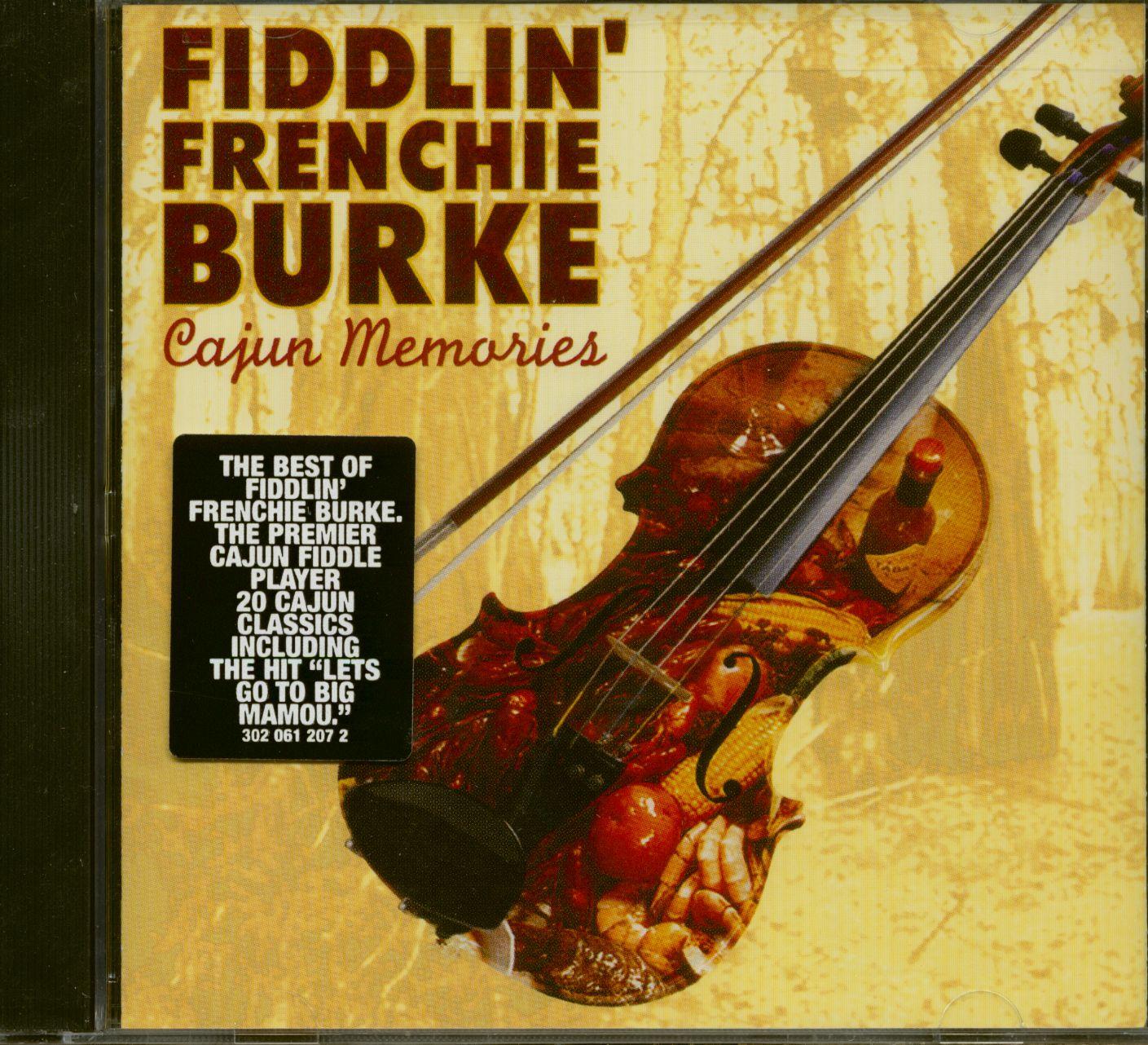 Fiddlin' Frenchie Burke - The Best Of Fiddlin' Frenchie Burke