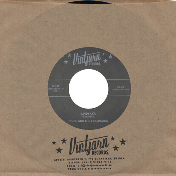 Lindy Lou - Whatcha Gonna Do 7inch, 45rpm