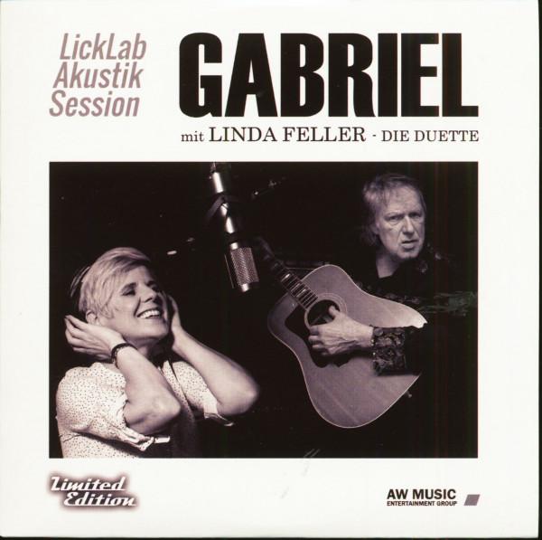 Gabriel mit Linda Feller - Die Duette (CD, EP, Ltd.)
