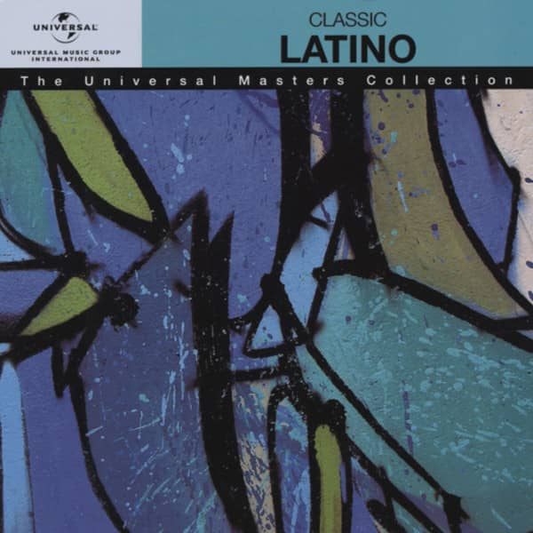 Classic Latino - Universal Master Collection (CD)