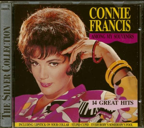 Among My Souvenirs - 14 Great Hits (CD)