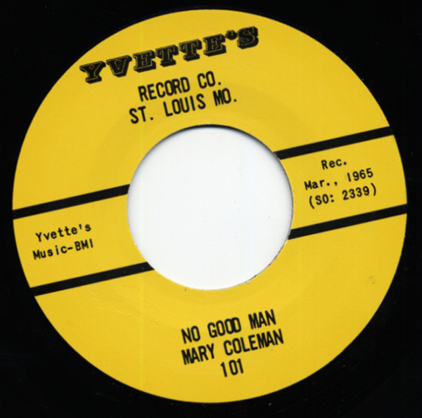 No Good Man - I'll Make Her Mine 7inch, 45rpm